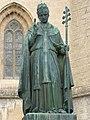 Statue Urbain V Mende.JPG