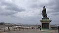 Statue de Monseigneur Belsunce, La cathédrale Sainte-Marie-Majeure.jpg