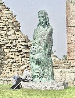 Fenwick Lawson English sculptor