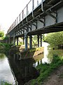 Steel girder bridge over the River Bure - geograph.org.uk - 1272945.jpg