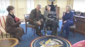 Stephen Hawking and Clintons in White House March 5, 1998 (07).png