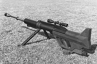 Steyr IWS 2000 Anti-materiel rifle