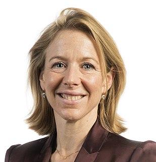 Stientje van Veldhoven Dutch politician, diplomat and civil servant