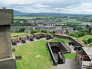 Stirling Castle Outer Defences