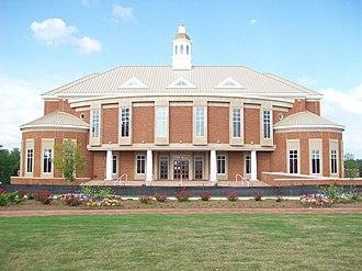 Stockbridge, Georgia - Stockbridge City Hall