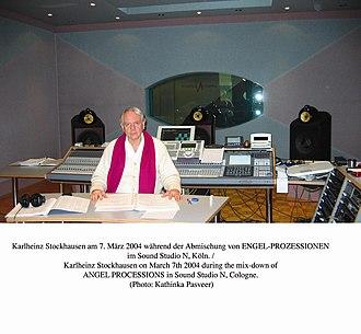 Dienstag aus Licht - Karlheinz Stockhausen, 7 March 2004