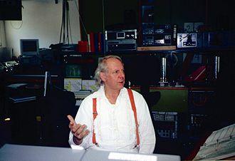 Montag aus Licht - Karlheinz Stockhausen in the WDR Studio, 1996