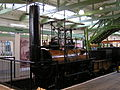 Stockton & Darlington Railway 0-4-0 No. 1 'Locomotion' (1825) Head of Steam, Darlington 30.06.2009 P6300119 (10192855826).jpg