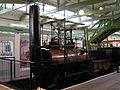 Stockton & Darlington Railway 0-4-0 No. 1 'Locomotion' (1825) Head of Steam, Darlington 30.06.2009 P6300119 (10192855826).jpg