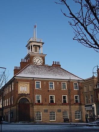 Borough of Stockton-on-Tees - Stockton Town House