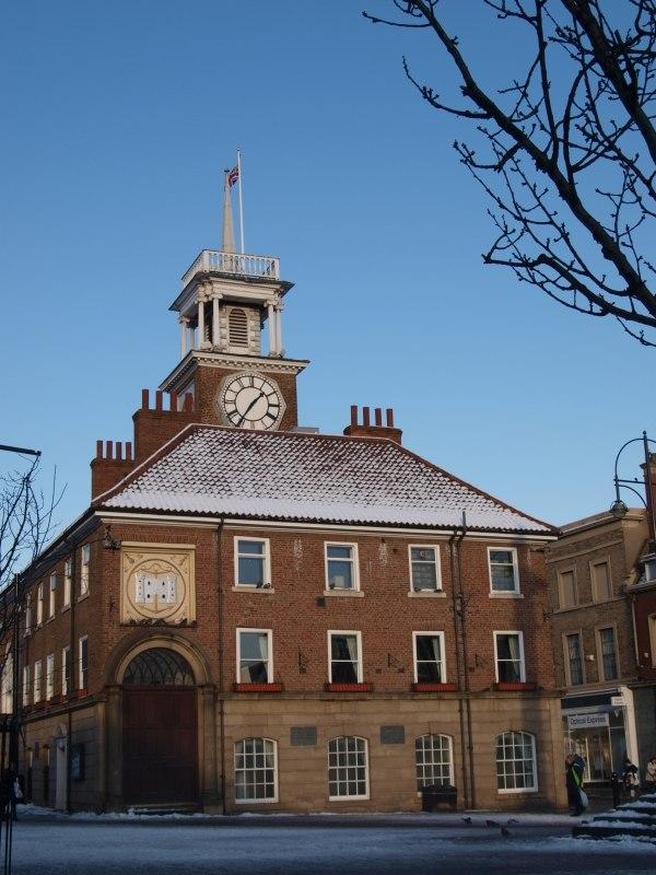 Stockton Town House
