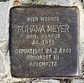 Stolperstein Badensche Str 14 (Wilmd) Ruhama Meyer.jpg
