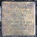 Stolperstein Bayerische Str 2 (Wilmd) Marianne Ring.jpg