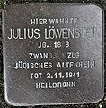 Stolperstein Göppingen, Julius Löwenstein.jpg