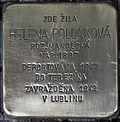 Stolperstein für Helena Pollakova.JPG
