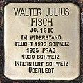 Stolperstein für Walter Julius Fisch (Heidelberg).jpg