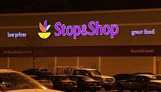Stop & Shop - Image: Stop & Shop