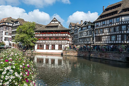 Straßburg (La Petite France) - panoramio