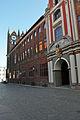 Stralsund, Ossenreyerstraße, Rathaus (2012-04-06), by Klugschnacker in Wikipedia.jpg