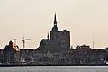 Stralsund von Altefähr aus (2012-09-02), by Klugschnacker in Wikipedia (50).JPG
