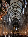 Strasbourg Cathedral central nave looking east.jpg