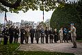 Strasbourg monument aux morts cérémonie Toussaint 2013 03.jpg