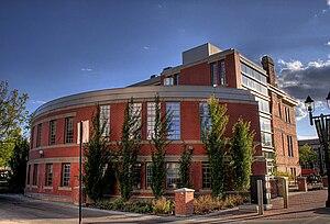 Edmonton Public Library - Old Strathcona Branch of Edmonton Public Library.