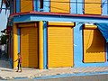 Street Scene with Painted Blinds - Puerto Plata - Dominican Republic.jpg