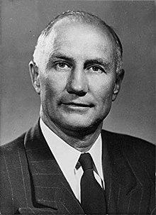 Governor Strom Thurmond