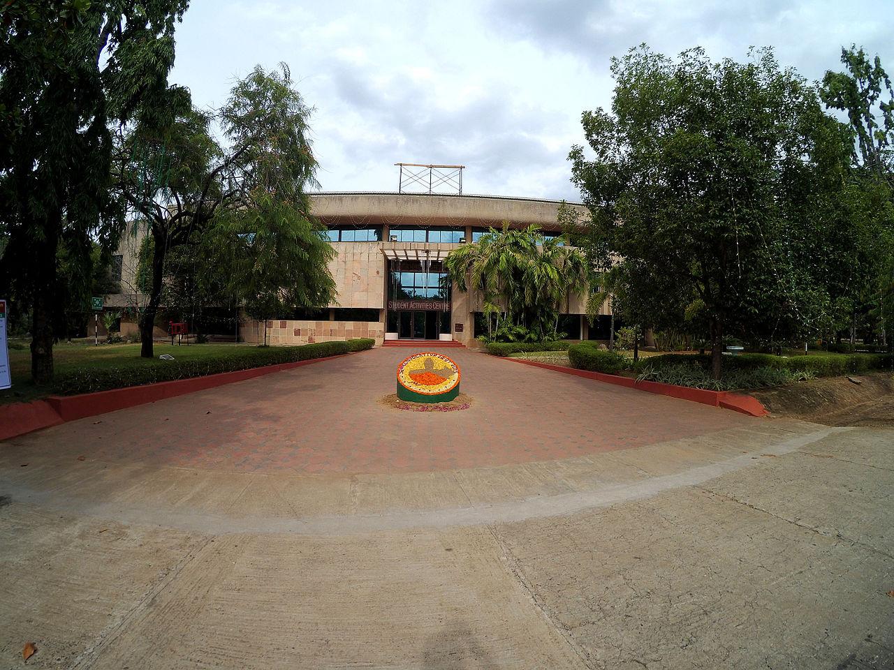 IIT Madras Wikipedia: File:Student Activities Center, IIT Madras.jpg