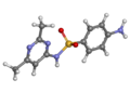Sulfisomidine ball-and-stick.png
