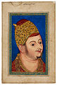 Sultan-Ibrahim-Adil-Shah-II-of-Bijapur. Miniature. Deccan, Bijapur; c. 1590. The David Collection..jpg