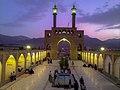 Sultan Ali ibn Muhammad al-Baqir امامزاده سلطان علی ابن محمد الباقر در روستای مشهد اردهال 08.jpg