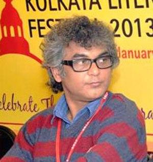Suman Mukhopadhyay - Suman Mukhopadhyay at the Apeejay Kolkata Literary Festival