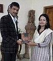 Suman Pokhrel and Adyasha Das (31650420398).jpg