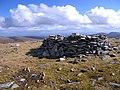 Summit Cairn, Beinn Dhubh - geograph.org.uk - 153709.jpg
