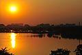 Sunset - Kolkata 2011-11-25 7352.JPG