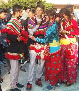 Kirati people - Sunuwar People