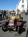"""Superb vintage car in the """"Petersfield Station 150"""" Parade - geograph.org.uk - 1249777.jpg"""