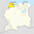 Suriname Nickerie district.png