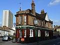 Surrey Cricketers, Croydon, CR0 (3432935668).jpg
