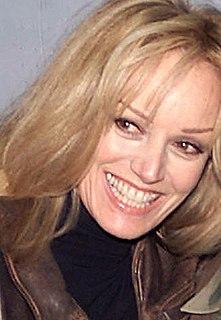 Susan Anton American actress and singer