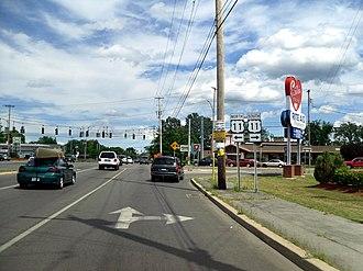 North Syracuse, New York - Sweetheart Corner