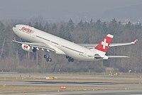 HB-JHG - A333 - Swiss