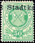 Switzerland Biel Bienne 1892 revenue 50c - 2a.jpg