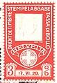 Switzerland confederation imprinted revenue 17.VI.1920 - 5.jpg
