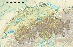 Contra Dam is located in Switzerland