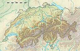 Gemsstock is located in Switzerland