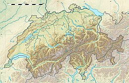 1356 Basel earthquake is located in Switzerland