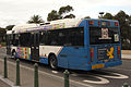 Sydney Buses - Custom Coaches 'Citaro' bodied Mercedes-Benz O405NH CNG on route 447 on Art Gallery Road.jpg